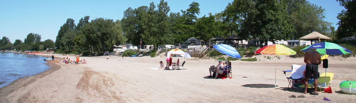 Camping London Ontario >> Knight S Beach Resort Lake Erie Rv Campground Ontario